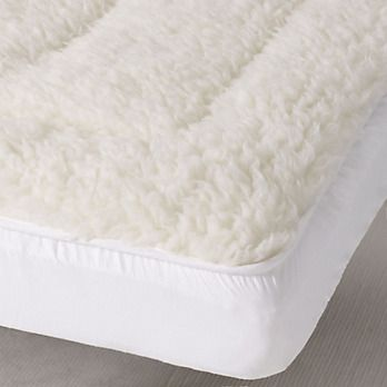 Cot Bed Mattress Topper | The White Company