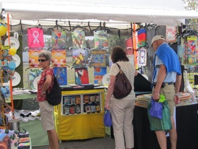 23rd Annual Downtown Dunedin Craft Festival Visit St Petersburg