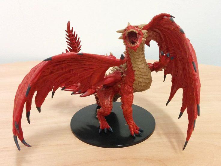Pathfinder Battles: Gargantuan Red Dragon Review