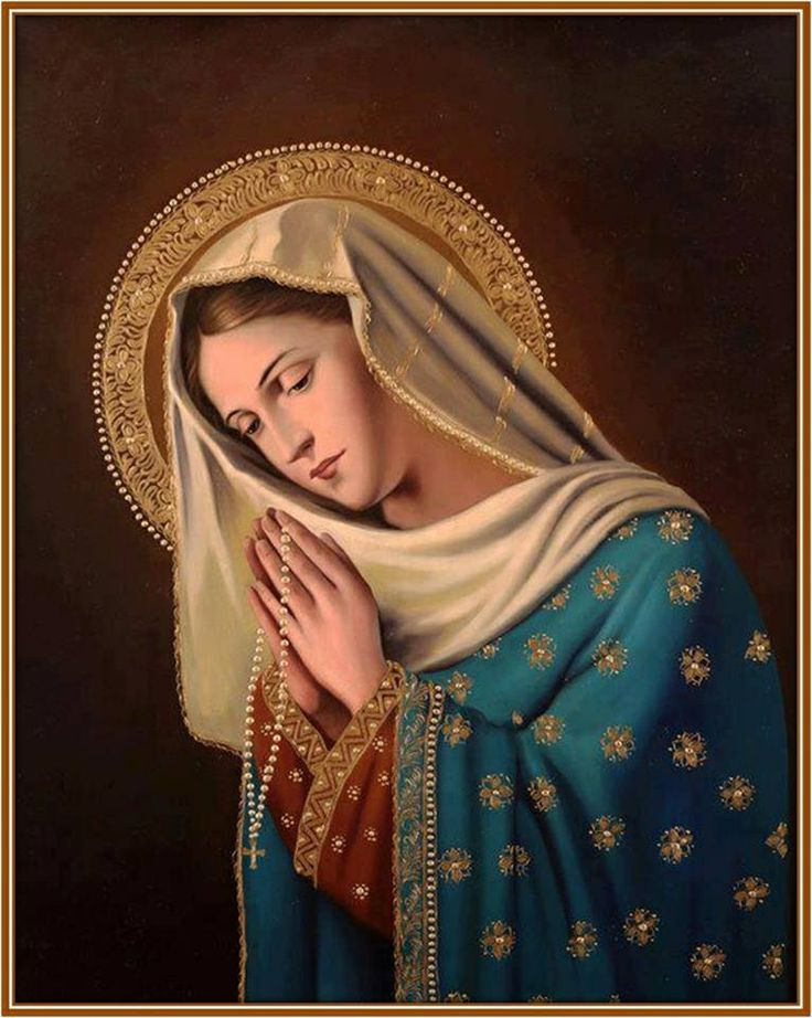 Happy birthday Mama Mary... Hail, Mother of Christ, and our Mother too, you worked with Christ to bring life to our soul..