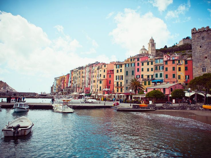 Italian Port Towns Untouched By Tourists Photos Beautiful Charms And Rustic
