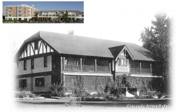 Hotel Eldorado in Kelowna