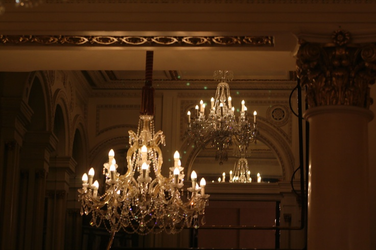 One of my favorite photos inside The Shelbourne Hotel/Dublin.