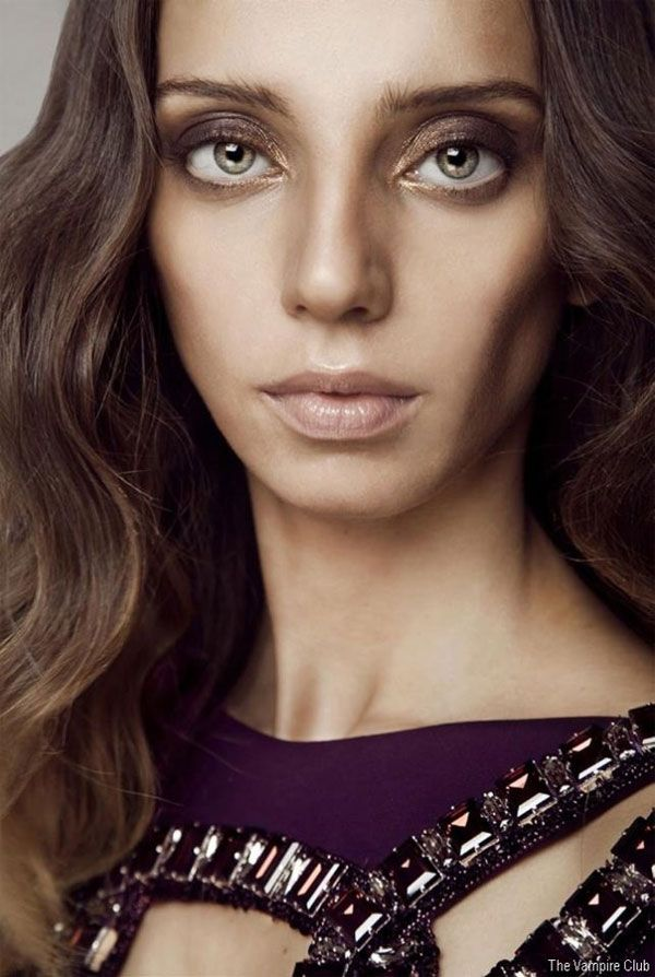 Outtakes of Angela Sarafyan By Jacopa Manfren for Bello ...