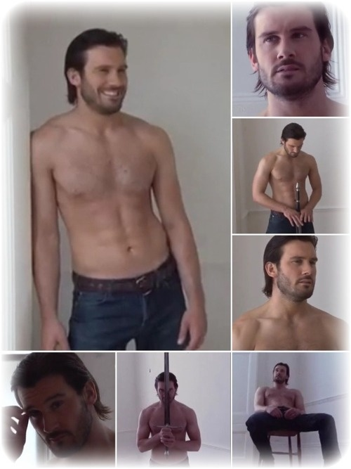 Clive Standen (Rollo) I am unable to speak at the moment. Come and see me tomorrow