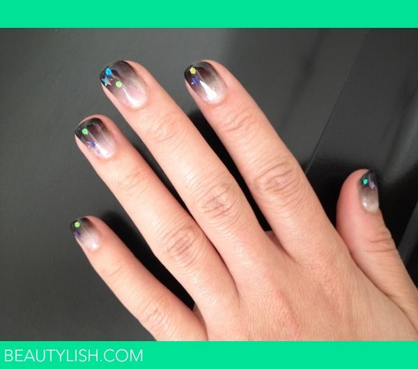 Best 25 calgel manicure ideas on pinterest black manicure i went to the nail art house in sfs japan town a surprise from my boyfriend for my birthday and got this gorgeous clear to black gradient calgel prinsesfo Gallery