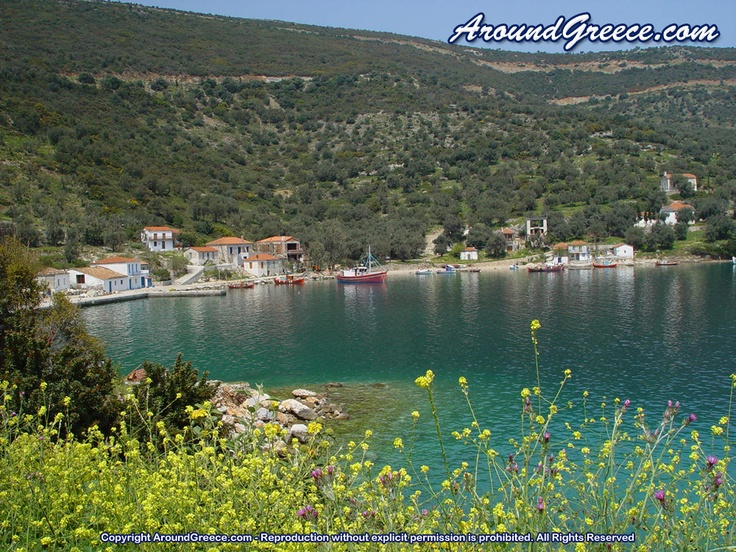 The lovely small village of Kottes  http://www.aroundpelion.com