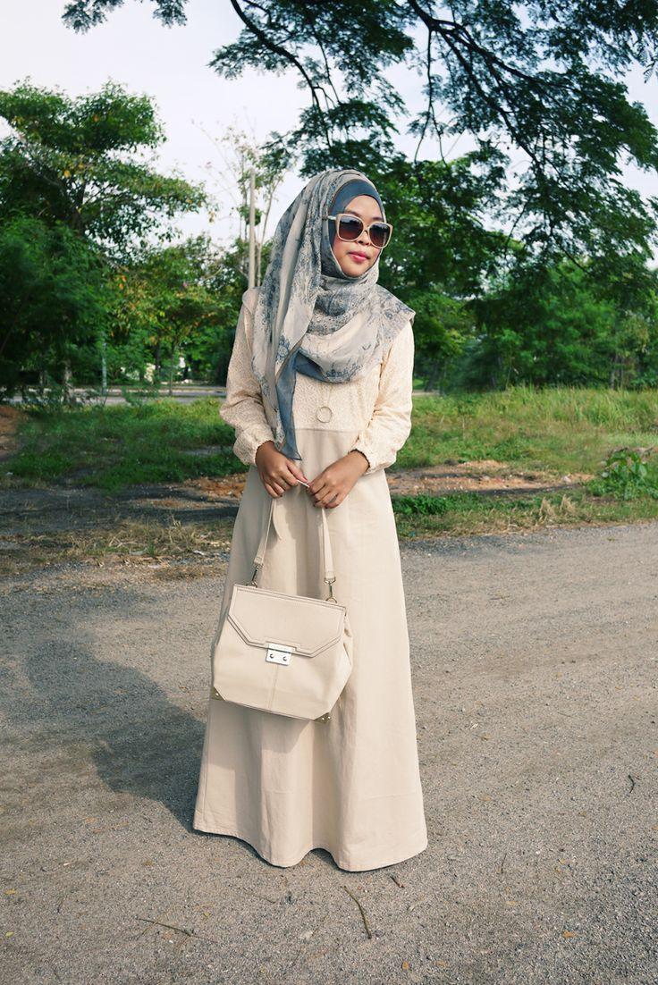 . Muslimah hijab inspiration