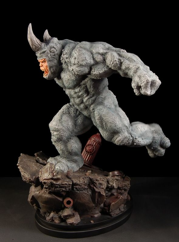 Rhino Statue  Sculpted by: The Shiflett Brothers    Release Date: September 2006  Edition Size: 1000