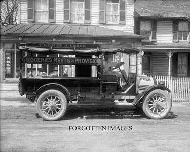 Oldsmobile Grocery Delivery Truck 1920s. 8x10 photo print ...