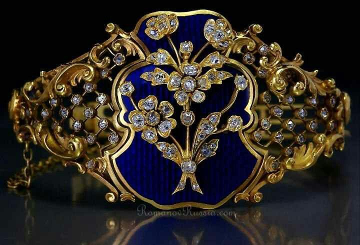 Faberge Bracelet 1900