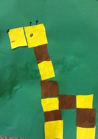 giraf blokjes