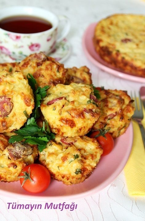 Sosisli Muffin