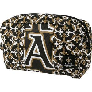 NFL - New Orleans Saints Fabric Cosmetic Bag