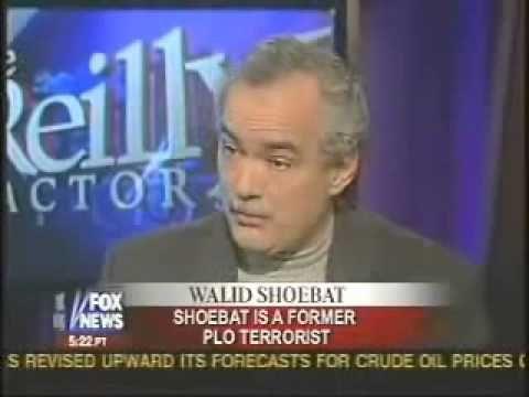 Walid Shoebat's first appearsance with Zak Anani on BILL O'REILLY,  FOX NEWS (4.55 min)