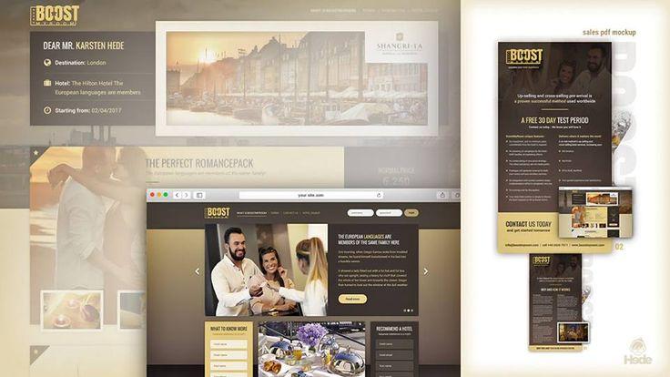 Website, Identity & Branding