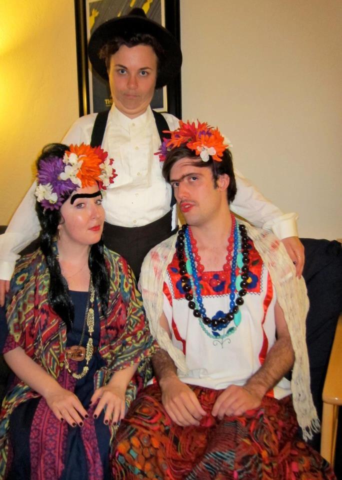 frida kahlo costume wi...