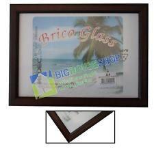 Cornice legno arte povera cm.50x70 portafoto foto poster