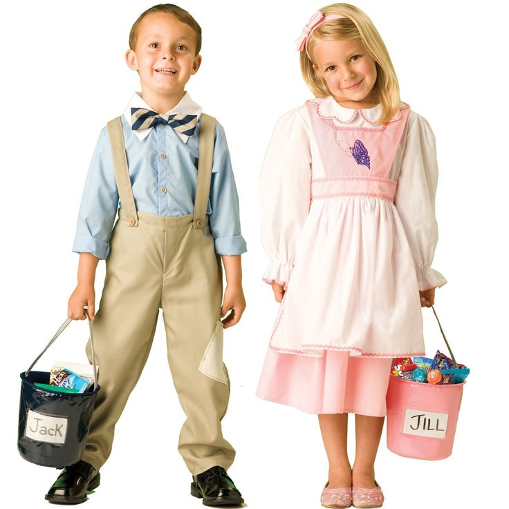 Jill Fairytale Classics Toddler/Child Costume | Costumes ...