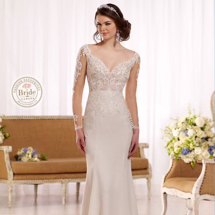 D2124 from Essense of Australia collection, as seen on dressfinder.ca