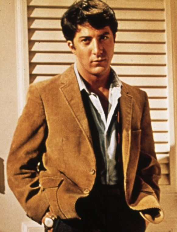 Dustin Hoffman, The Graduate