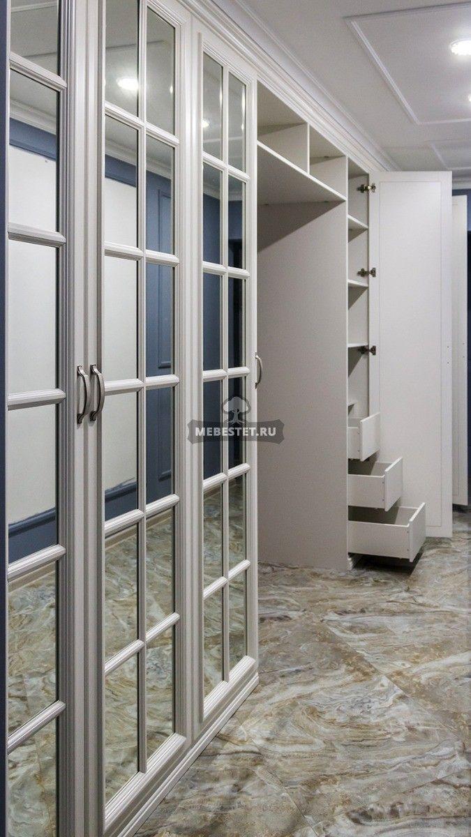 Фасады с зеркалом
