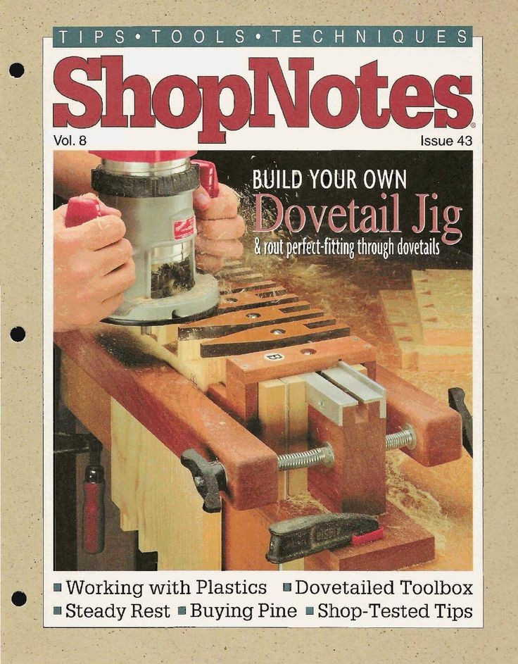 Shopnotes issue 43 by Adrian Kuney