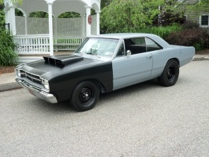 1969 dodge dart super stock