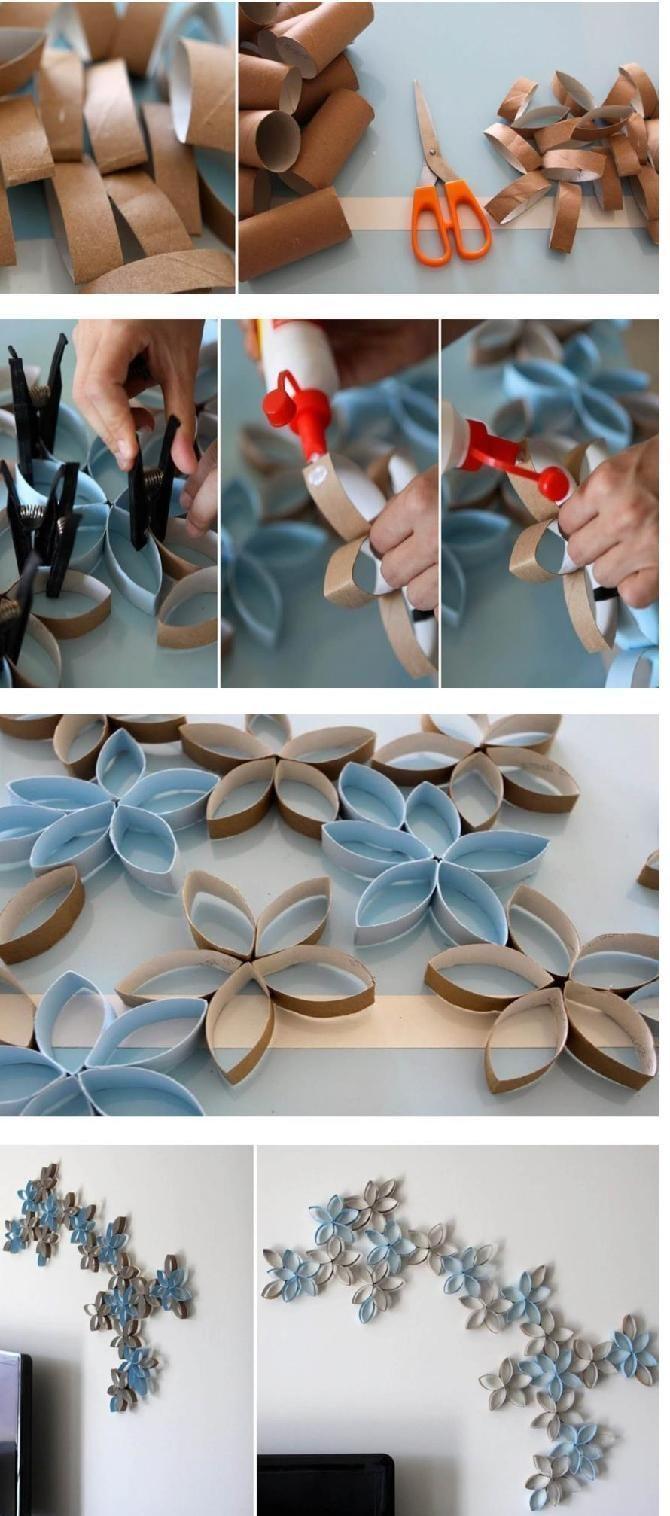 10 Original and Quick to Make DIY Home Decoration Ideas 8