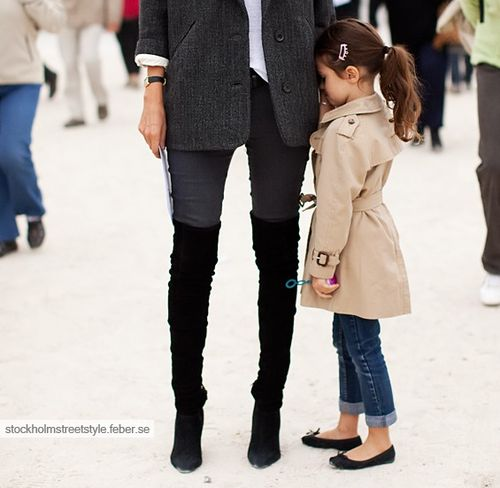 my little girl will one day dress like this