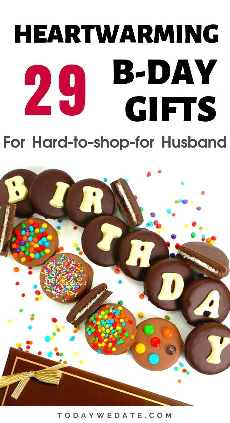 29 Heartwarming Birthday Gifts For Husband That Has Everything