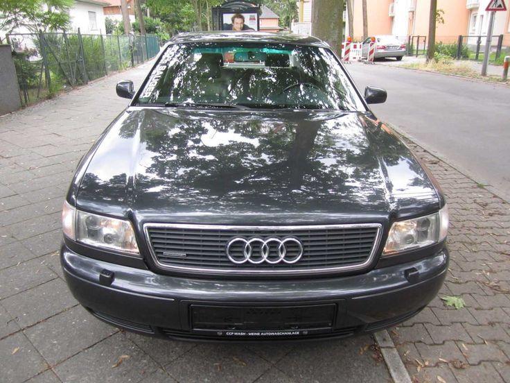 Audi A8 4.2 quattro Automatik Youngtimer Bj.1994 Leder Klima Xenon Navi AHK Alus