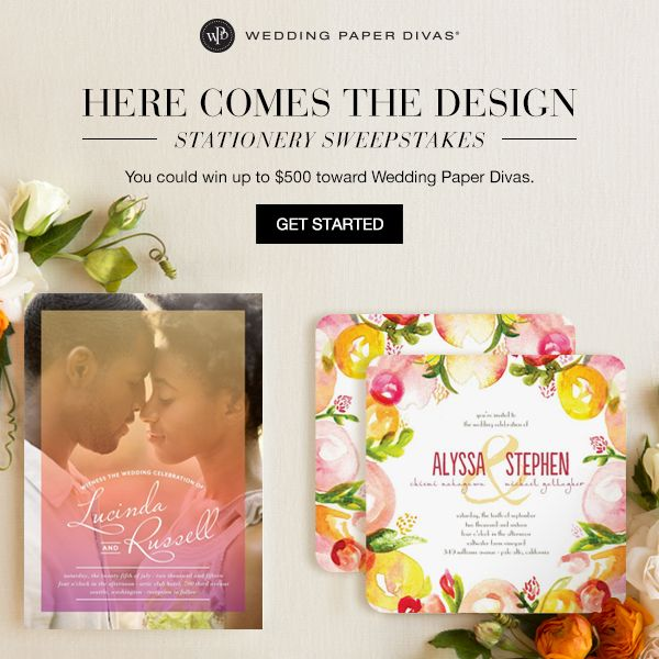 save up to 8 free wedding invitation samples at wedding paper divas get free shipping on your order customize your wedding invitations today