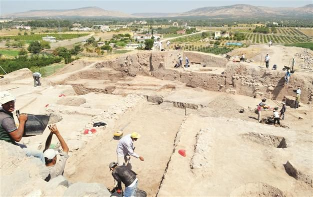 Archaeologists trumpet the discovery of a lost city in Kilis that contains evidence that Prophet Abraham was once one of its residents