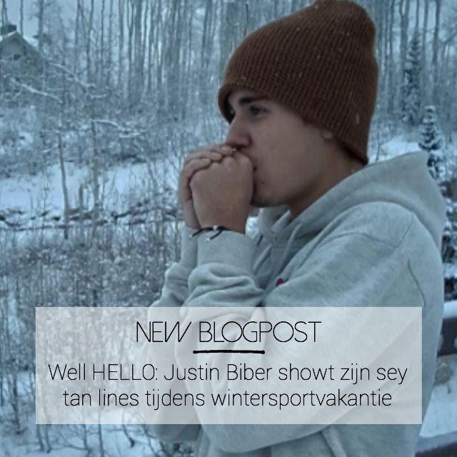 Hello, abs…  Op dit moment is Justin Bieber heerlijk aan het boarden en aan het genieten van de sneeuw. Na een paar dagen skiën (of boarden) horen tan lines er vaak ook bij. Je weet wel, van die super (not so!) sexy lijnen op je gezicht, precies daar waar je skibril heeft gezeten. Mister Bieber heeft hier natuurlijk geen last van. Zijn tan lines zijn freaking hot! Hoe kan het ook anders…