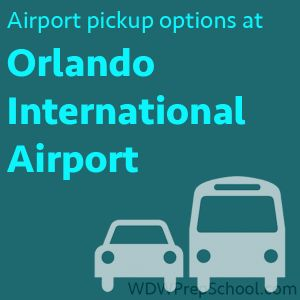 Comparing pickup options from Orlando airport to Disney World | Magical Express, taxi, rental car + more!