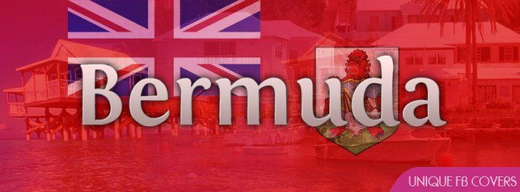 Bermuda Flag Facebook Cover