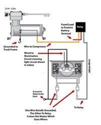 Wiring Diagram for Firestone Level Command II On-Board ...