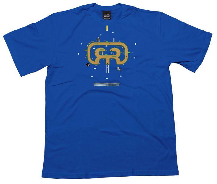 Camiseta World - V16 - Games