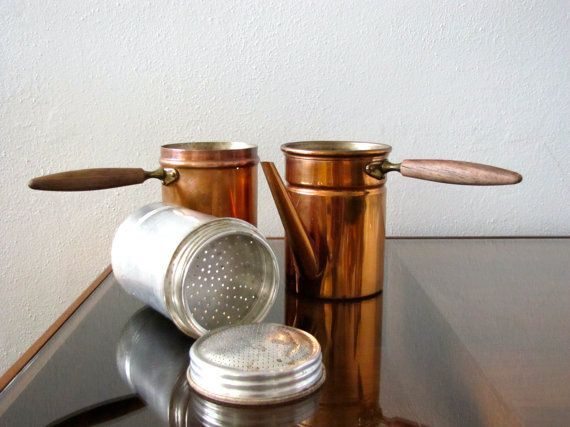 Drip coffee, Vintage cups and Espresso maker on Pinterest