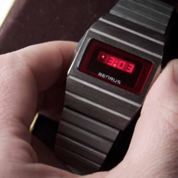 Het digitale horloge :-p
