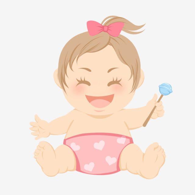 Cute Cartoon Female Baby Baby Clipart Baby Child Png Transparent Clipart Image And Psd File For Free Download Di 2021 Bayi Gajah Ilustrasi Cat Air Hewan Cat Air