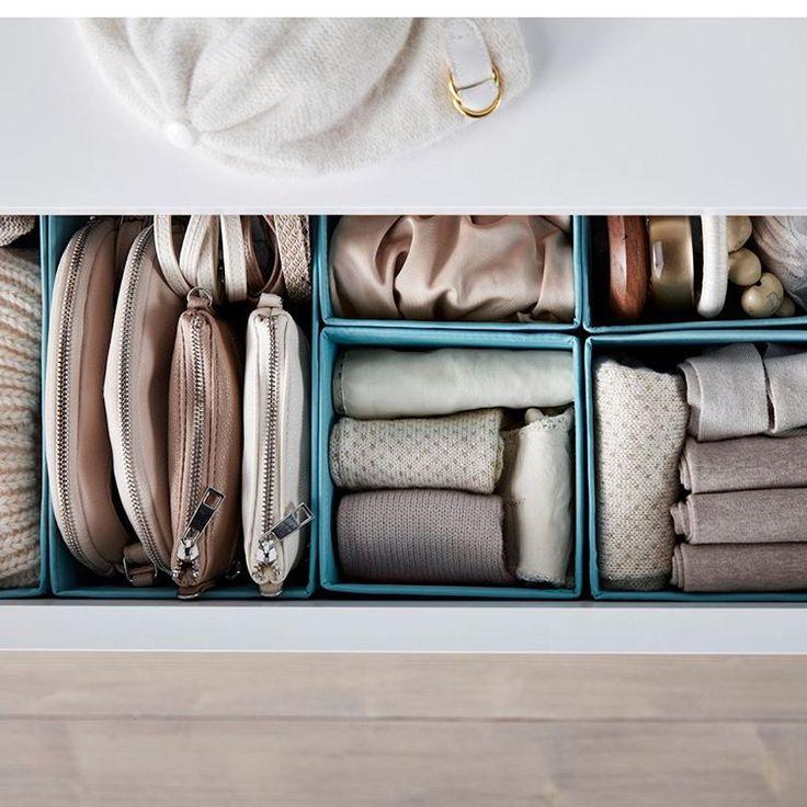 IKEA USA (@ikeausa) - Closet Storage | Casas