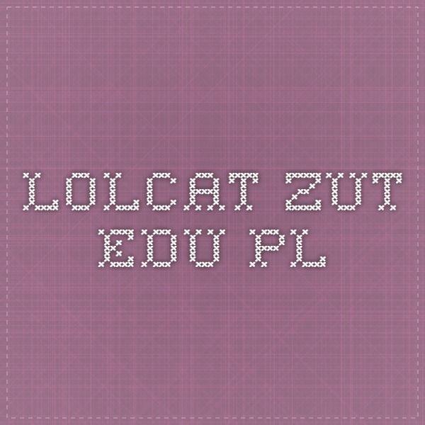 Strip - tutorial - lolcat.zut.edu.pl