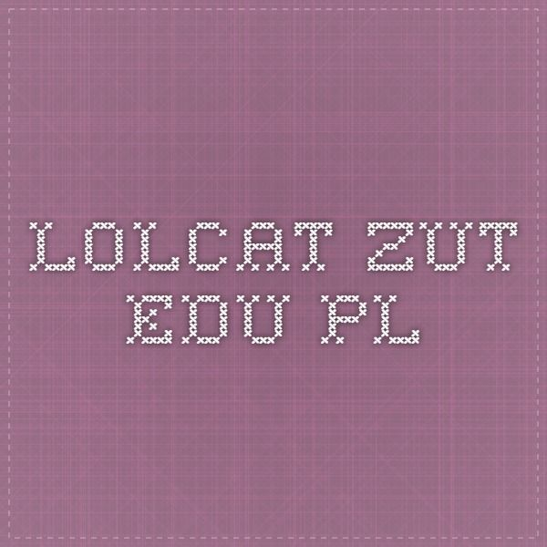 Strip - tutorial - lolcat.zut.edu.pl