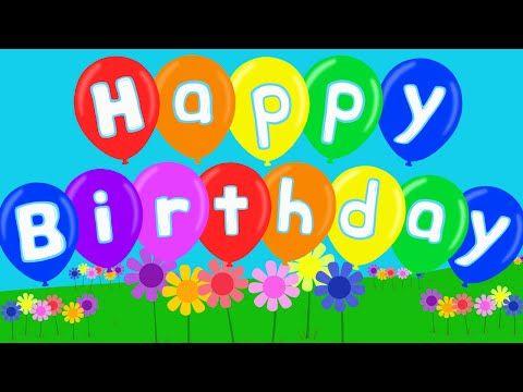 The Happy Birthday Song - YouTube
