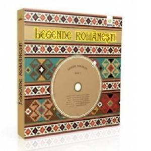 Legende romanesti (contine CD)