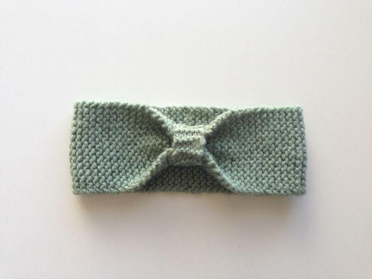 MINT (Green) Knit Headband
