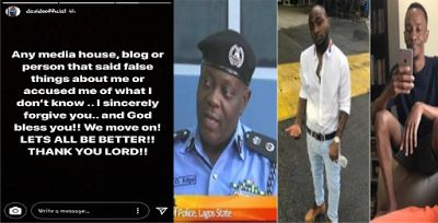 TODAY LATEST NEWS IN NIGERIA: DAVIDO  FORGIVES ALL WHO ACCUSED HIM WRONGLY OVER ...