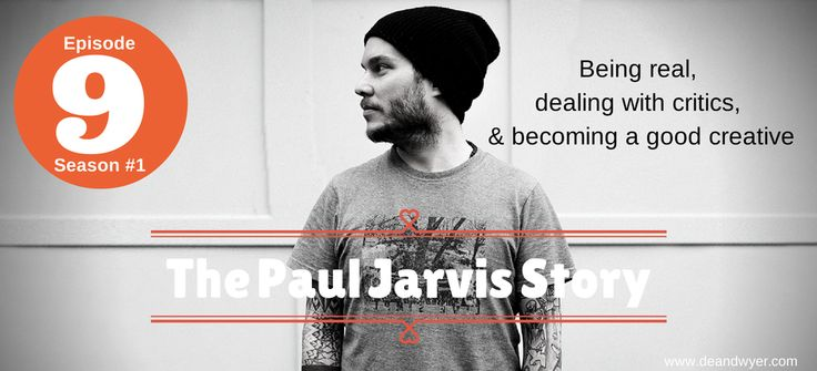 Paul Jarvis and the journey of the good creative,